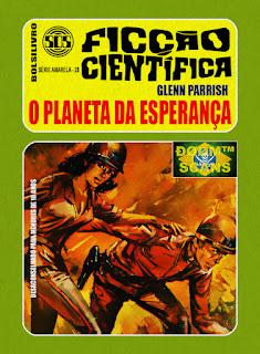 bolsilivro sos ficção científica cedibra série amarela glenn parrish planeta esperança