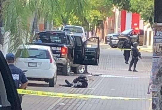 Sicarios del CJNG emboscan a estatales en Jalisco matan a 6 dejando otros tantos heridos