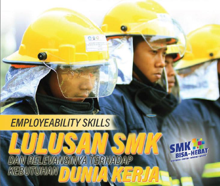 Buku Skills Lulusan SMK dan Relevansinya