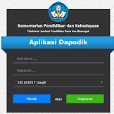Cara Mengatasi Dapodik Gagal Register dan Login