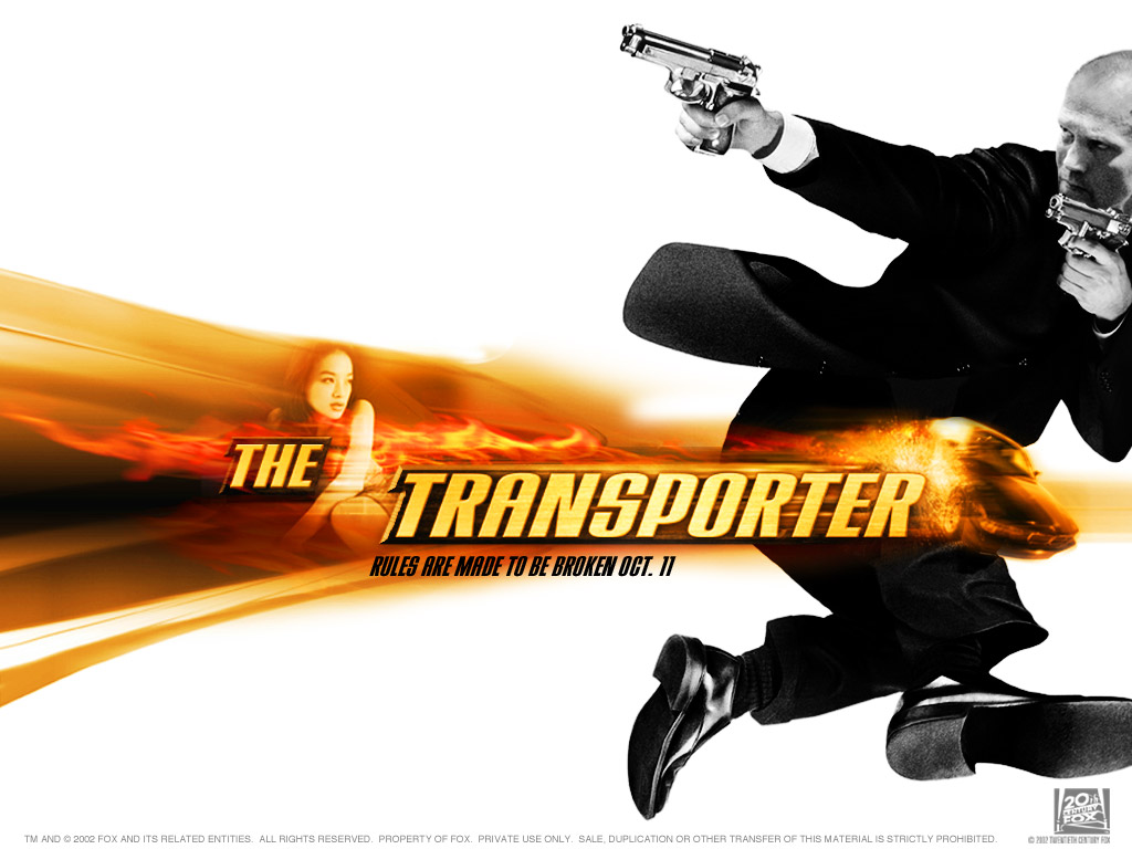 The Transporter (2002) | Download Free MOVIES from ...