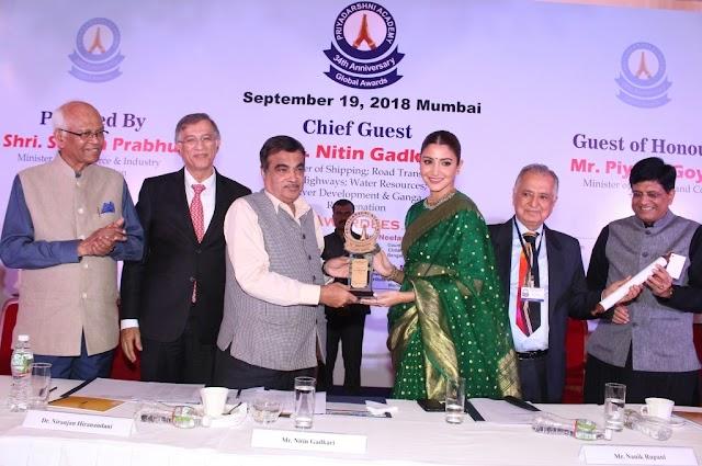 34th Priyadarshni Academy Global Awards honors outstanding work of global dignitaries