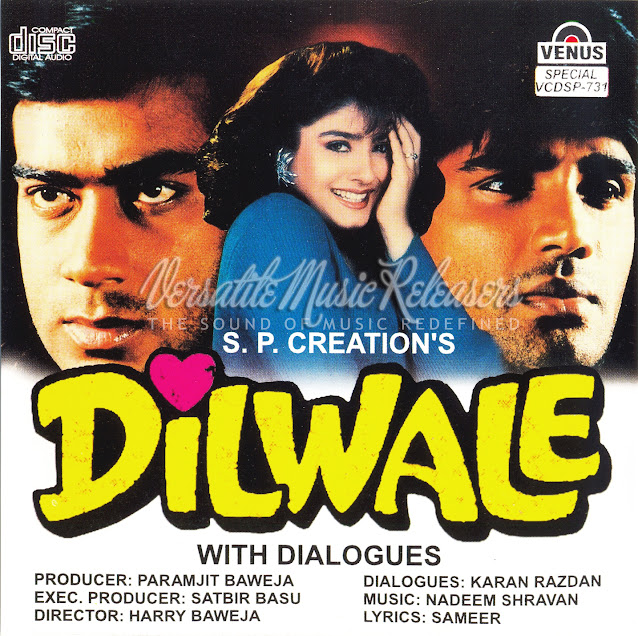Download Dilwale With Dialogues [1994-MP3-VBR-320Kbps] Review