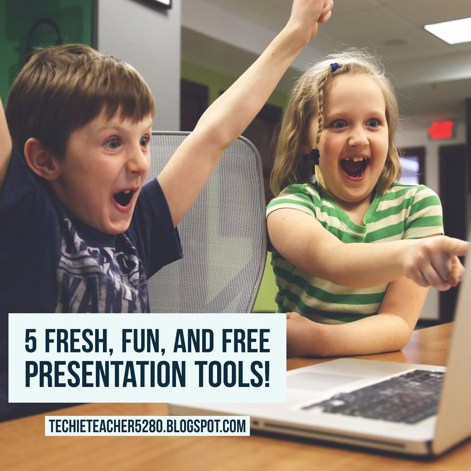 five fresh fun and free presentation tools