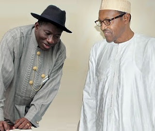 2015 General Election: Jonathan's Patriotic Zeal Shamed Prophets Of Doom – Buhari