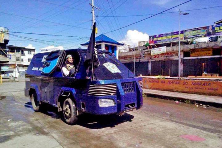 Cuộc vây hãm tại thành phố Marawi (Philippines) đang biến thành một cuộc khủng hoảng