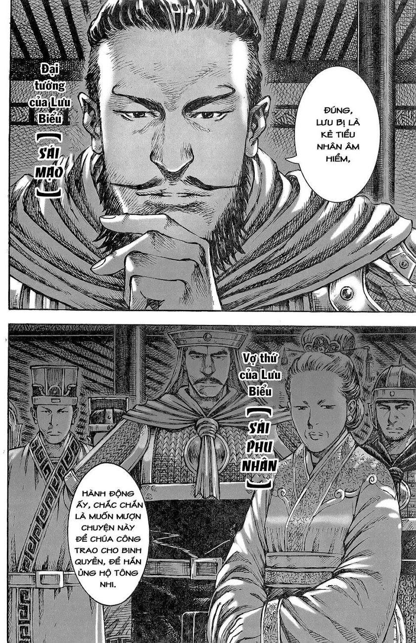 Hỏa phụng liêu nguyên Chương 374: Gian thần trung thần [Remake] trang 10