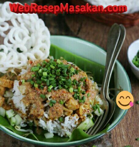 Nasi Lengko Cirebon, Resep nasi lengko cirebon,