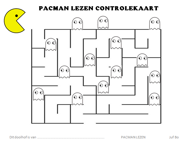 Gietjes Corner Een Originele Controlekaart