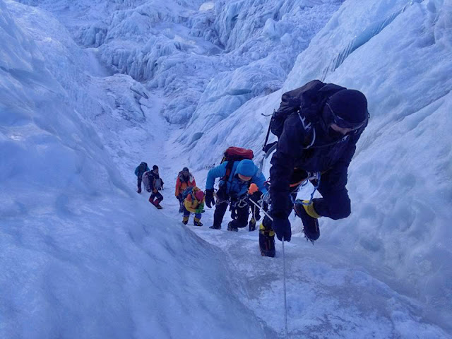 Everest Expedition story