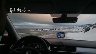 Finnmark, Norveç, Kuzey Işıkları, Aurora Borealis, Bugoynes, Sevettijarvi, Finlandiya, gezi seyahat blog