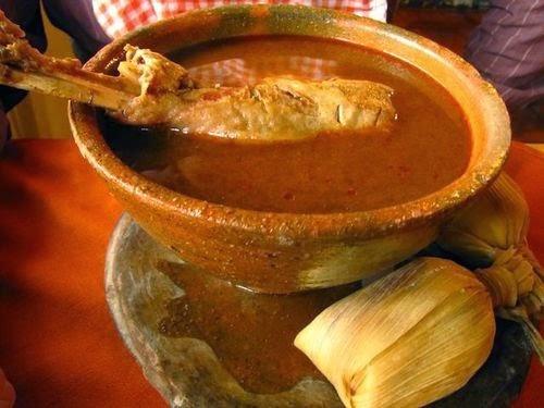 Un Rinconcito Tpico de mi Guate Diversidad de Comida