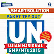 Free Ebook Magazine: Paket Try Out UN SMP MTs 2015