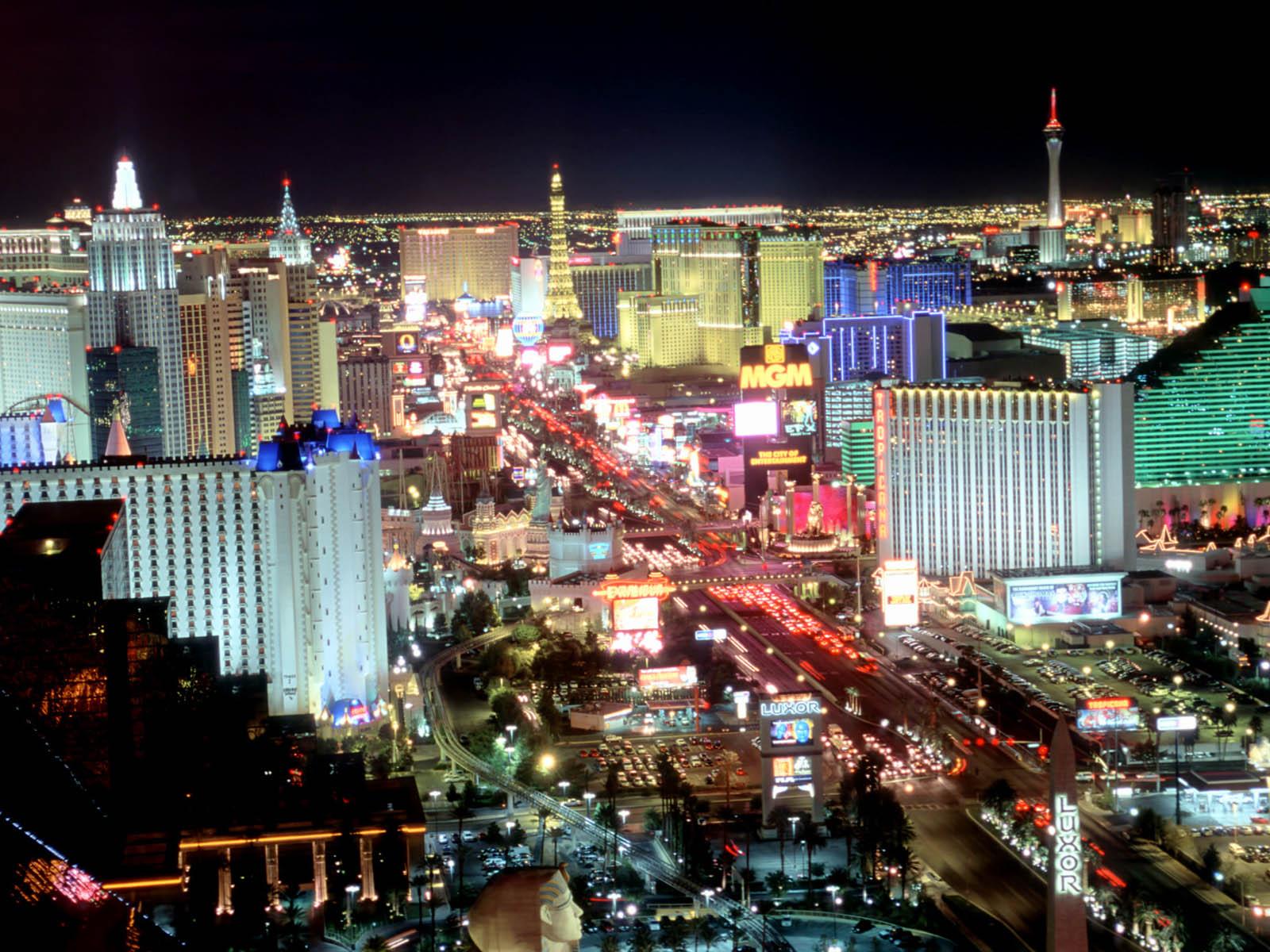 Strip Street Las Vegas Hotels