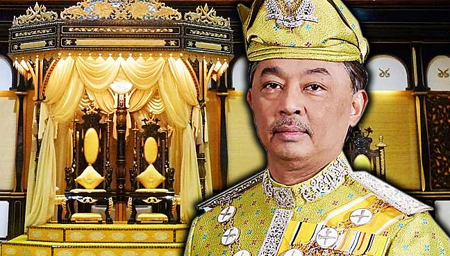 Mufti: Laungan Takbir Sempena Pertabalan Sultan Pahang - Oh