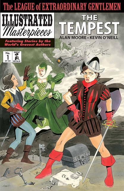 First Issue of Final League of Extraordinary Gentlemen