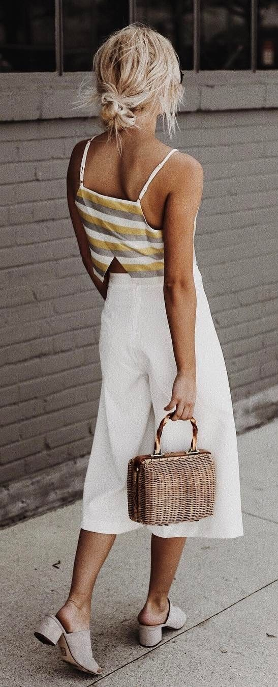 40 Wow Worthy Pre-Fall Outfit Ideas You Should Buy Now