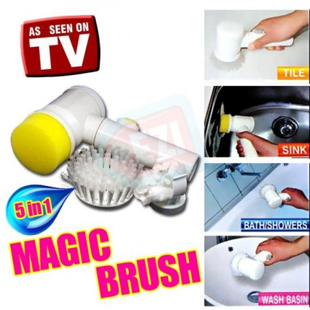Magic Brush 5 in 1 in Pakistan