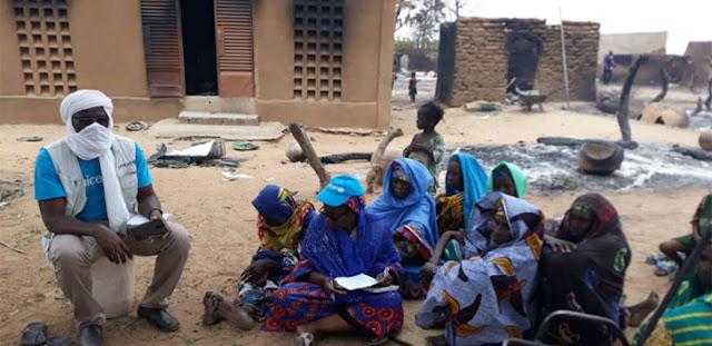 Tersangka Pembantaian Penduduk Desa Diringkus di Mali