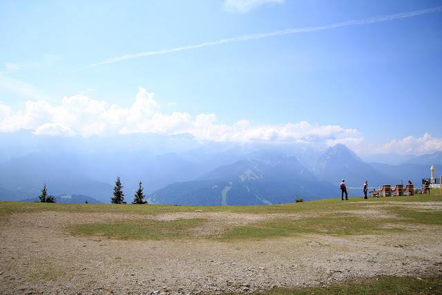 Garmisch-Partenkirchen patikointi Wank vuori