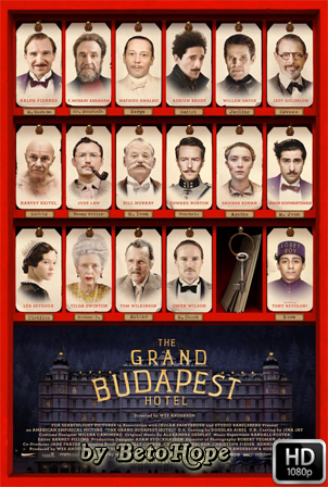 El Gran Hotel Budapest [2014] HD 1080P Latino [Google Drive] GloboTV