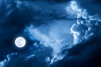 Aşkım Afet'e Gece Mesajı