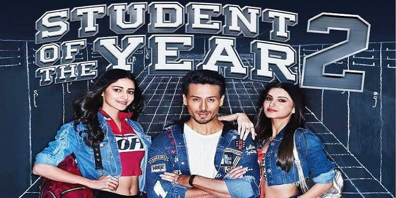 Student Of The Year 2 Movie Review Poster
