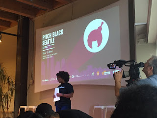 Hack Nation Presents Pitch Black Seattle #PitchBlackSEA - Seattle Startup Week 2017