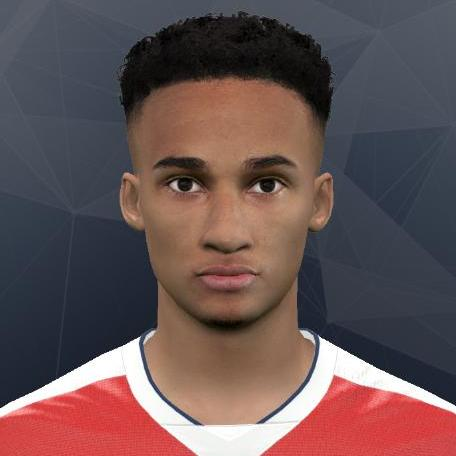 PES 2017 Cohen Bramall Face by GONDURAS2012