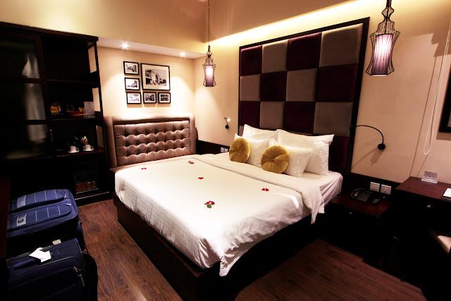 Habitación doble deluxe en el Hanoi Marvellous Hotel & Spa