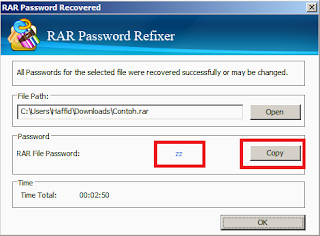 iSumsoft RAR Password Refixer