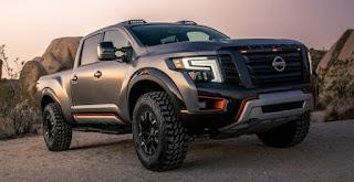 2020 Nissan Titan Intérieur, prix et spécification Rumeur