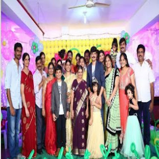 Boyapati Srinivas Family Husband Parents children's Marriage Photos