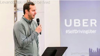 Uber employee, Anthony Levandowski