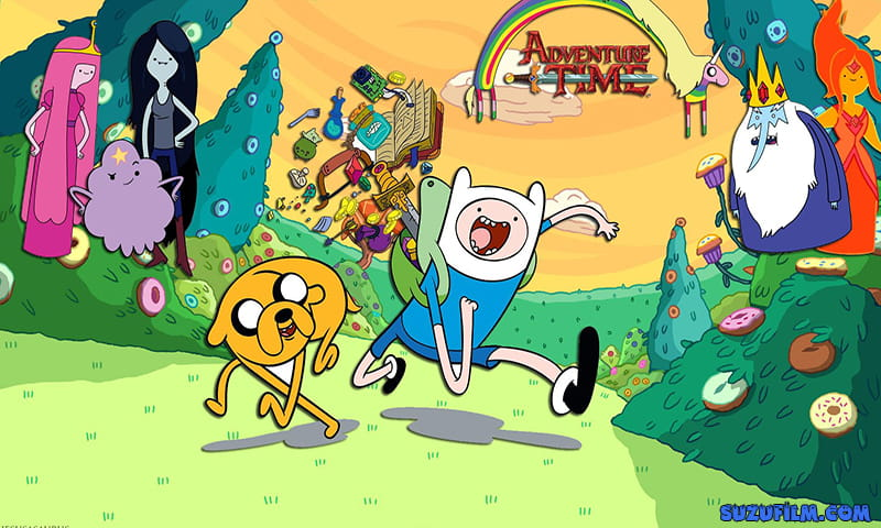 Adventure Time Season 2 Hindi Dubbed Episodes Download [HD]