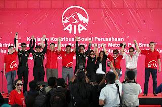 Lowongan Kerja Lampung di AIA Financial Indonesia Terbaru Juni 2016