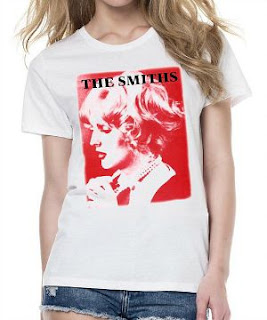 The Smiths Sheila Take A Bow Heavyweight T-shirt