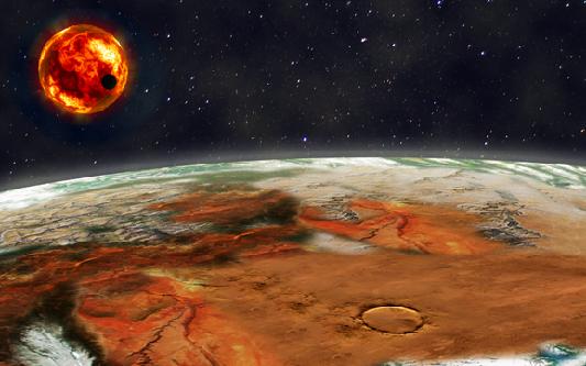 Planeta Igualito A La Tierra
