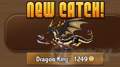 pixel gun dragon king