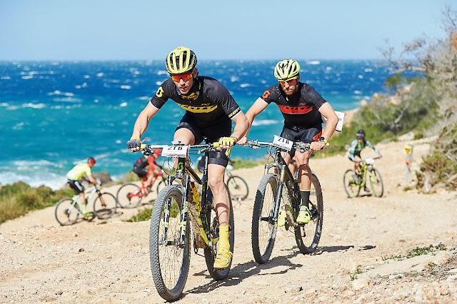 Vuelta a Ibiza en Mountain Bike by Scott