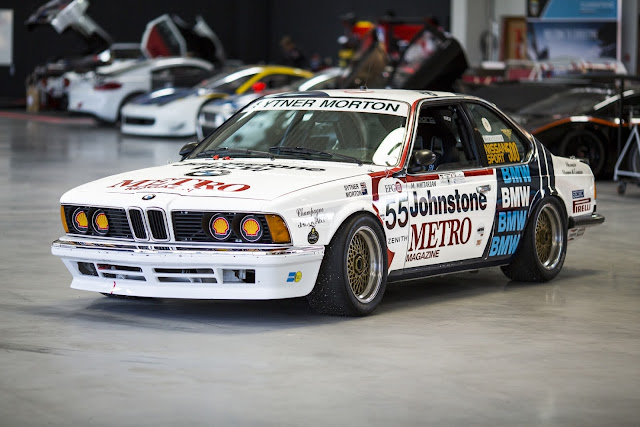 1982 BMW 6 Series 635 Group A for sale at Mécaniques Modernes & Classiques for EUR 350,000 - #bmw #motorsport #for_sale #classic_car