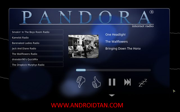 Free Download Modded Pandora  Apk Android Latest Version Terbaru 2017