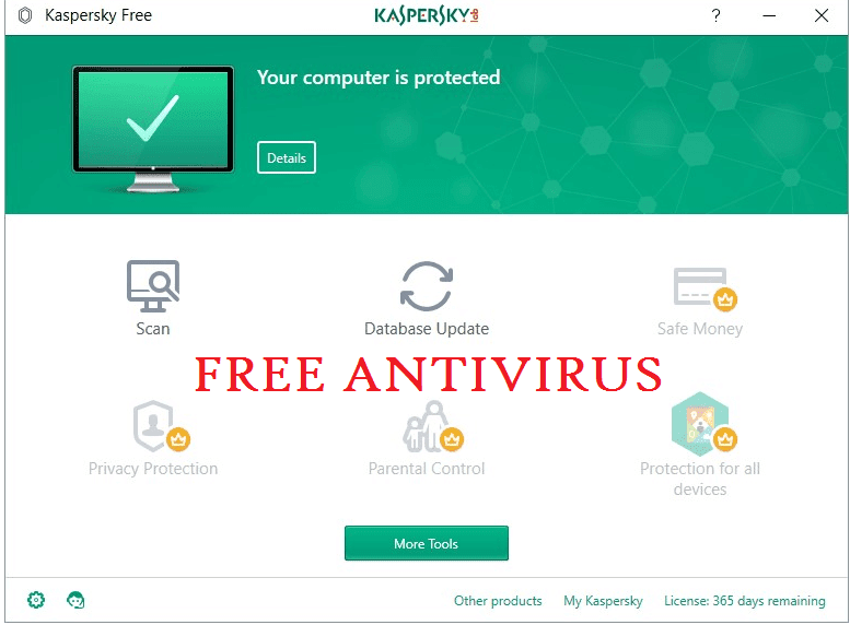 Kaspersky Lab Is Offering Free Antivirus Software