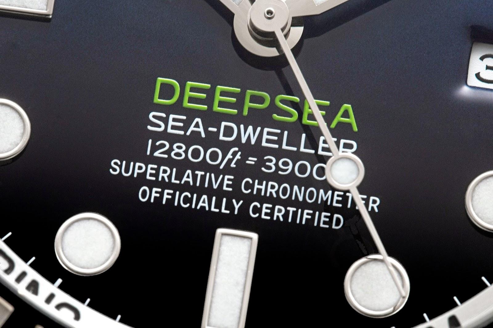 Deepsea D-Blue
