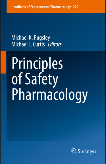 Principles of Safety Pharmacology (2015) [PDF]- (Handbook of Experimental Pharmacology)