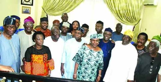Power Battle For 2019: Obasanjo Meets Yoruba Leaders