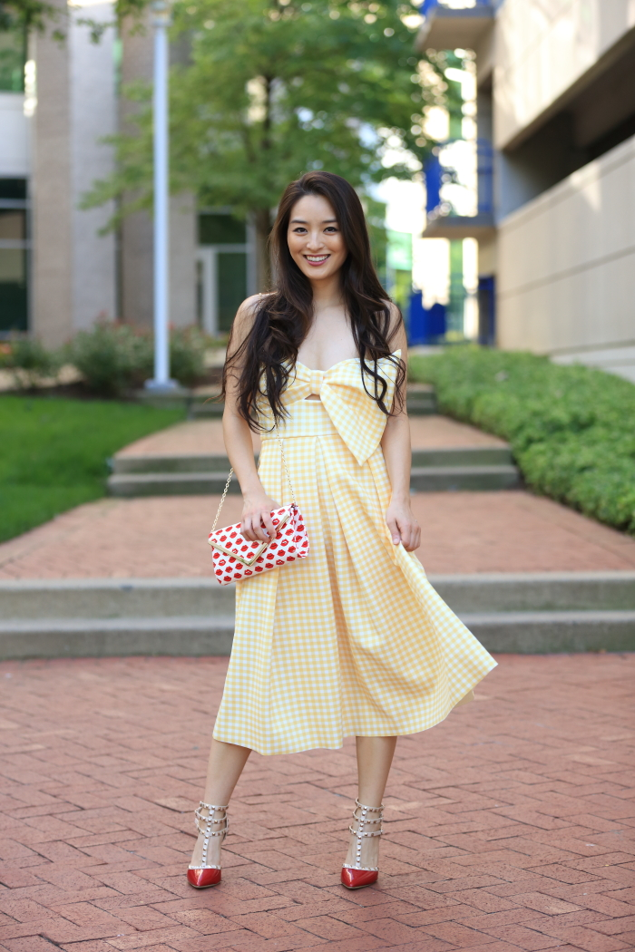 cute bow dresses