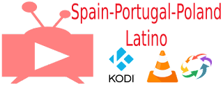 Spain TDT M3U8 Portugal RTP Poland Latino AZTECA
