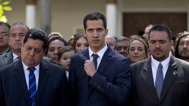Guaidó convoca a sus seguidores a protestar este miércoles contra Maduro