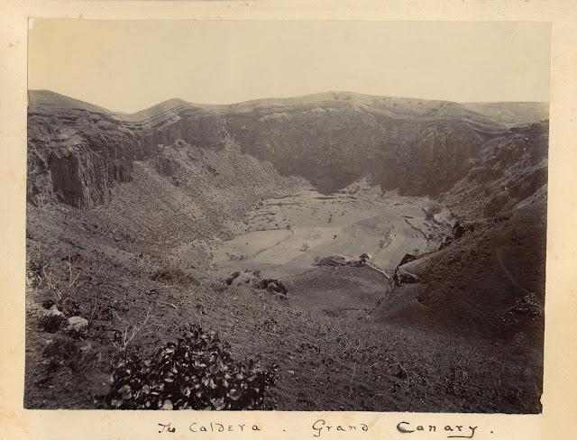 Imagen nº 174 propiedad de LA FEDAC/CABILDO DE GRAN CANARIA. Realizada en el año 1893 por el fotógrafo Carl Norman.